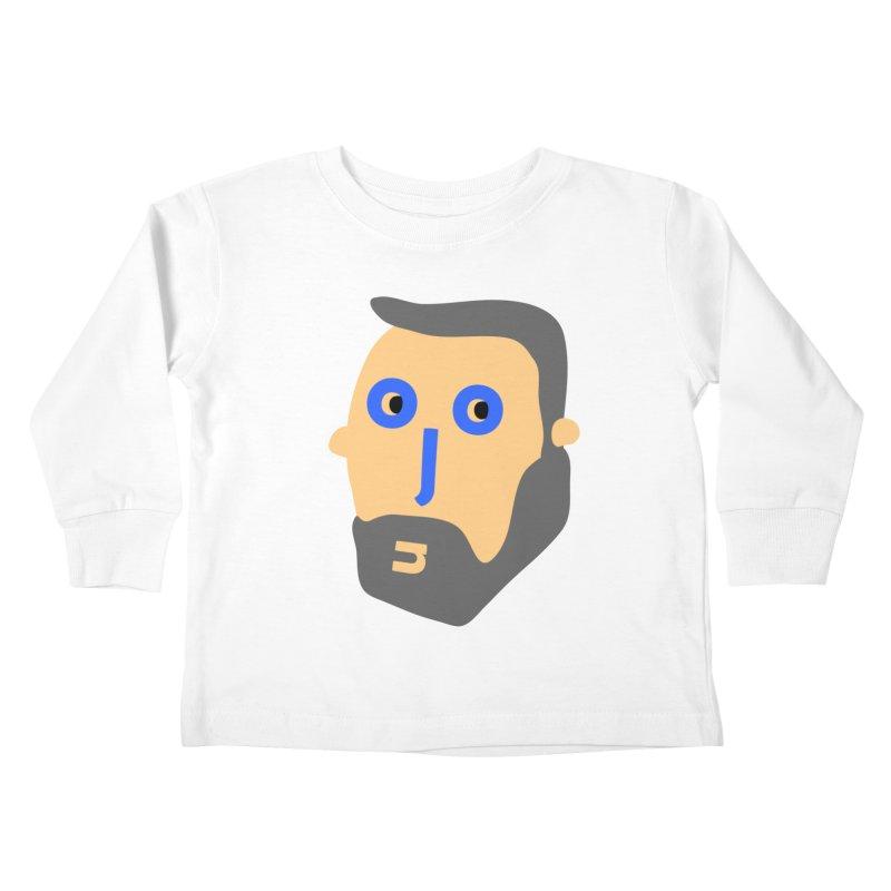 Jono Kids Toddler Longsleeve T-Shirt by Made by Corey