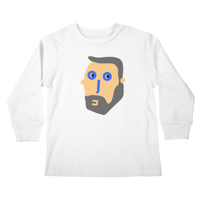 Jono Kids Longsleeve T-Shirt by Made by Corey
