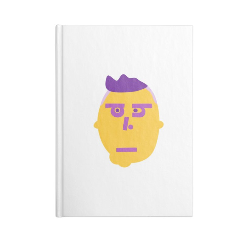 Phil Accessories Notebook by Made by Corey