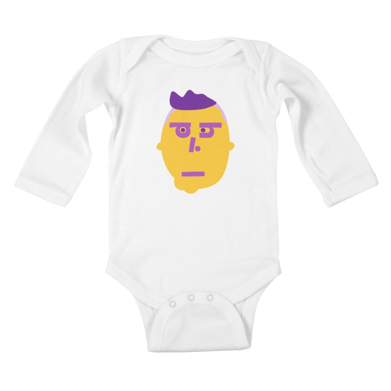 Phil Kids Baby Longsleeve Bodysuit by Made by Corey
