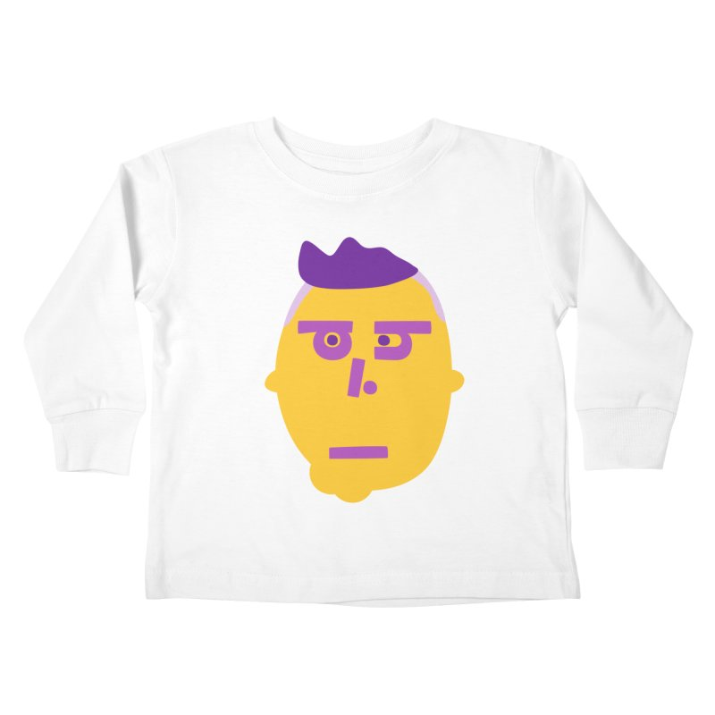 Phil Kids Toddler Longsleeve T-Shirt by Made by Corey