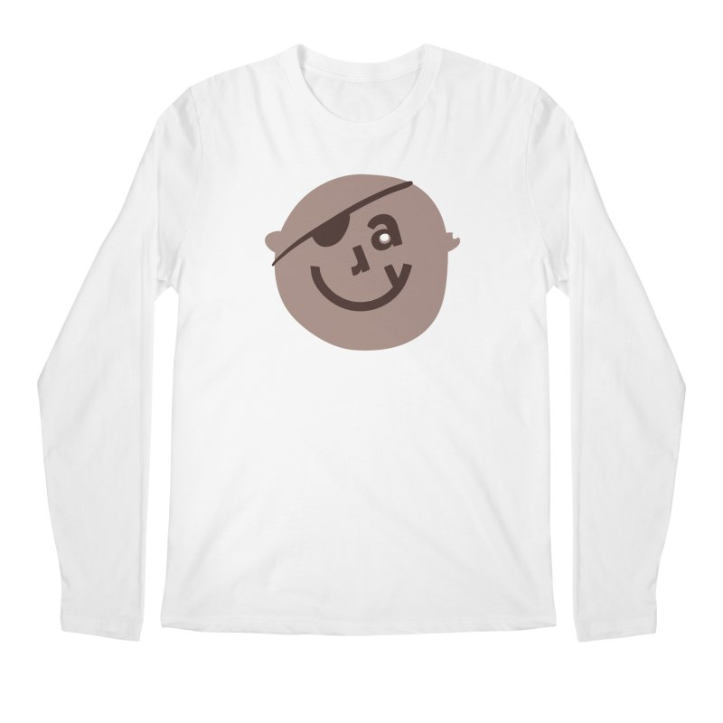 Ray Men's Longsleeve T-Shirt by Made by Corey