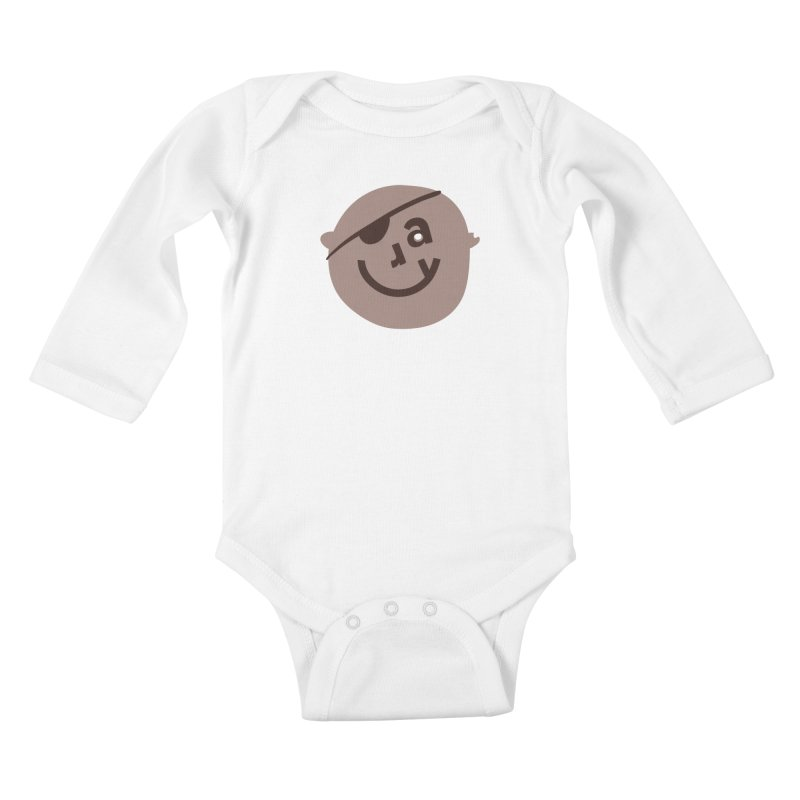 Ray Kids Baby Longsleeve Bodysuit by Made by Corey