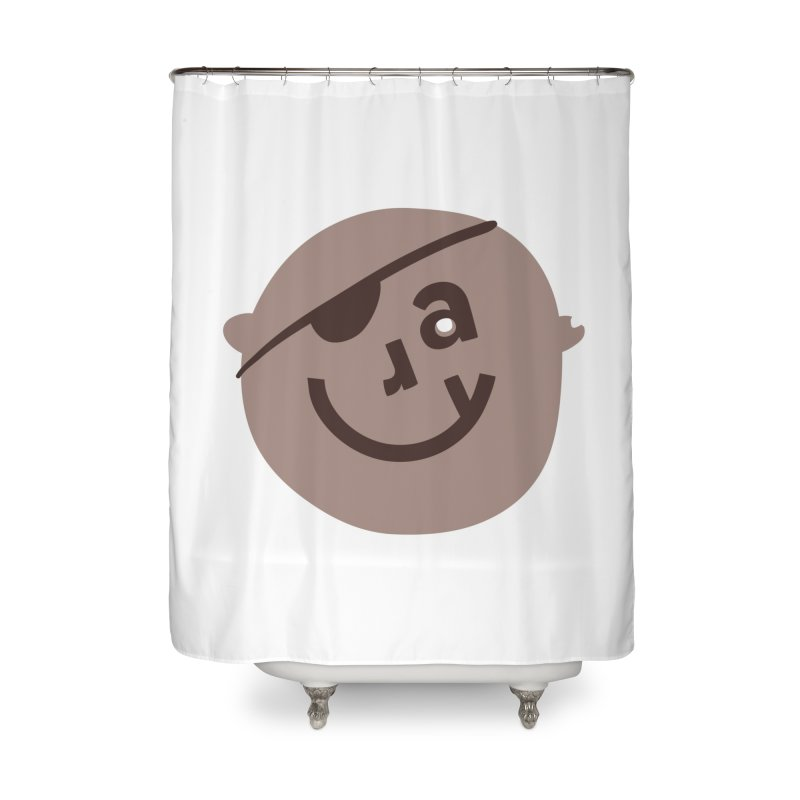 Ray Home Shower Curtain by Made by Corey