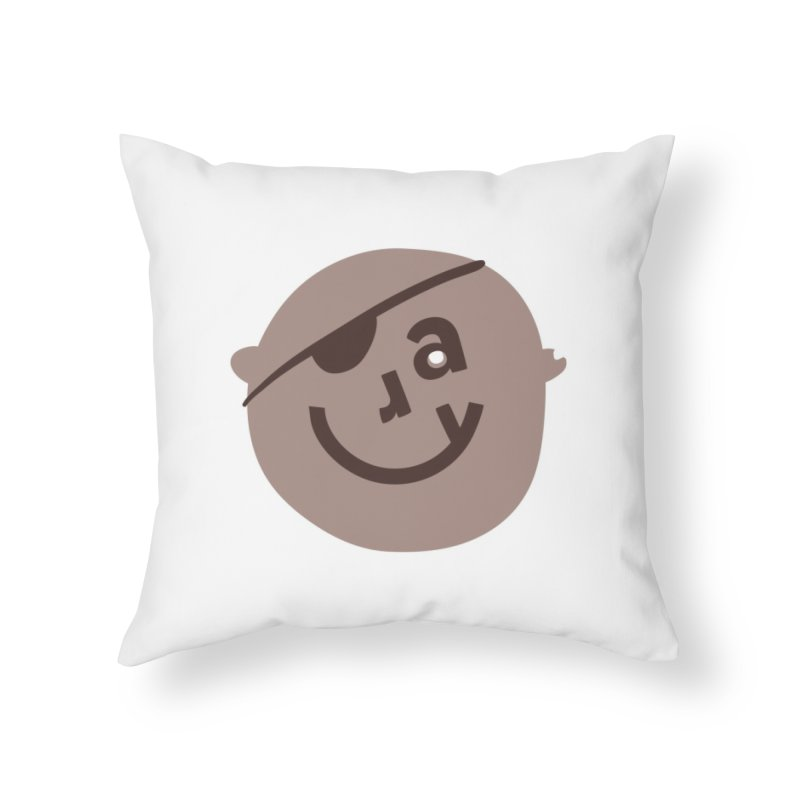 Ray Home Throw Pillow by Made by Corey