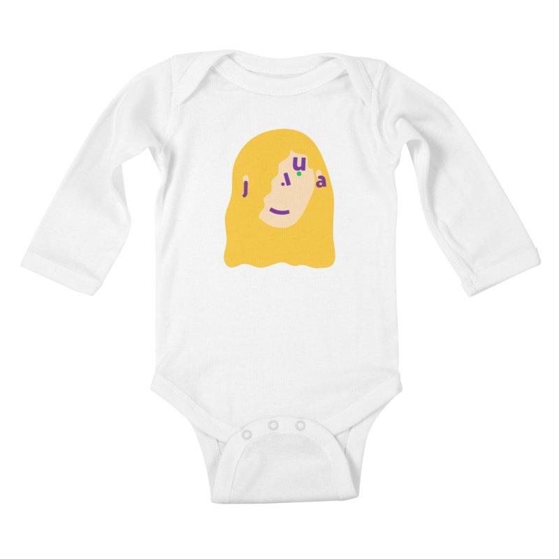 Julia Kids Baby Longsleeve Bodysuit by Made by Corey