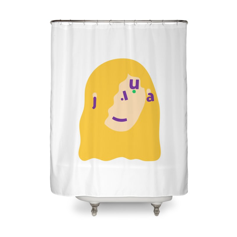 Julia Home Shower Curtain by Made by Corey
