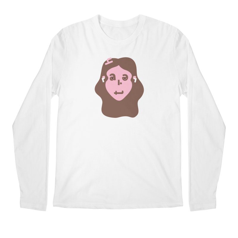 Harriet Men's Longsleeve T-Shirt by Made by Corey