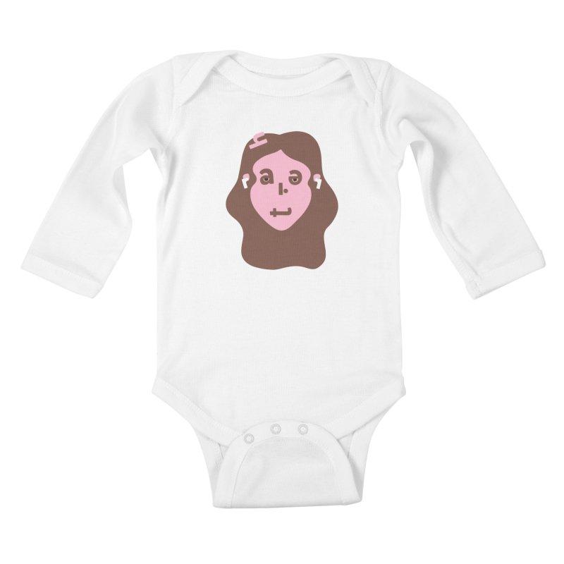 Harriet Kids Baby Longsleeve Bodysuit by Made by Corey
