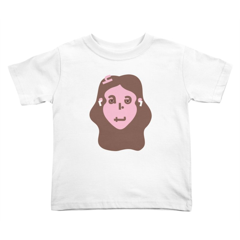 Harriet Kids Toddler T-Shirt by Made by Corey
