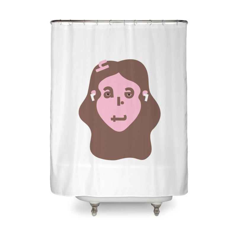 Harriet Home Shower Curtain by Made by Corey