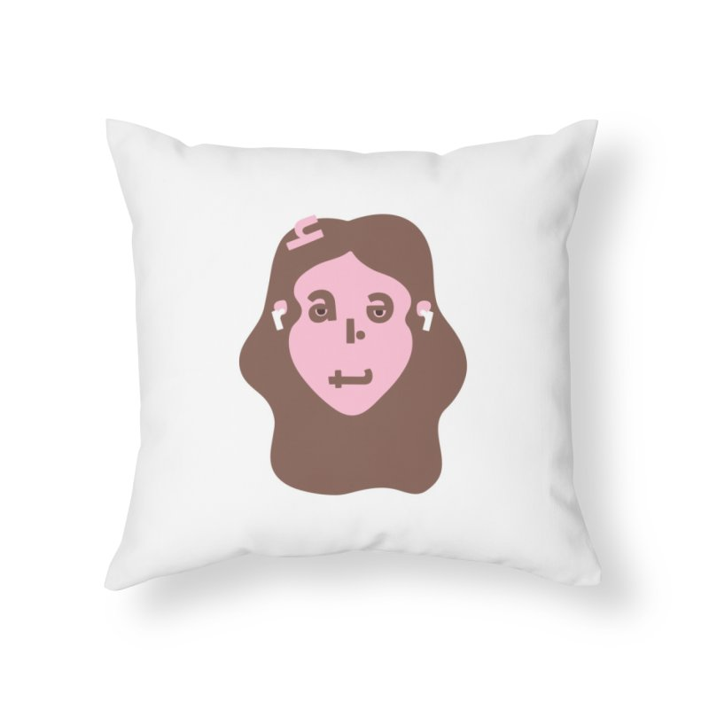 Harriet Home Throw Pillow by Made by Corey