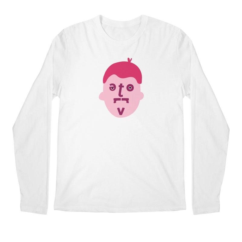 Trevor Men's Longsleeve T-Shirt by Made by Corey