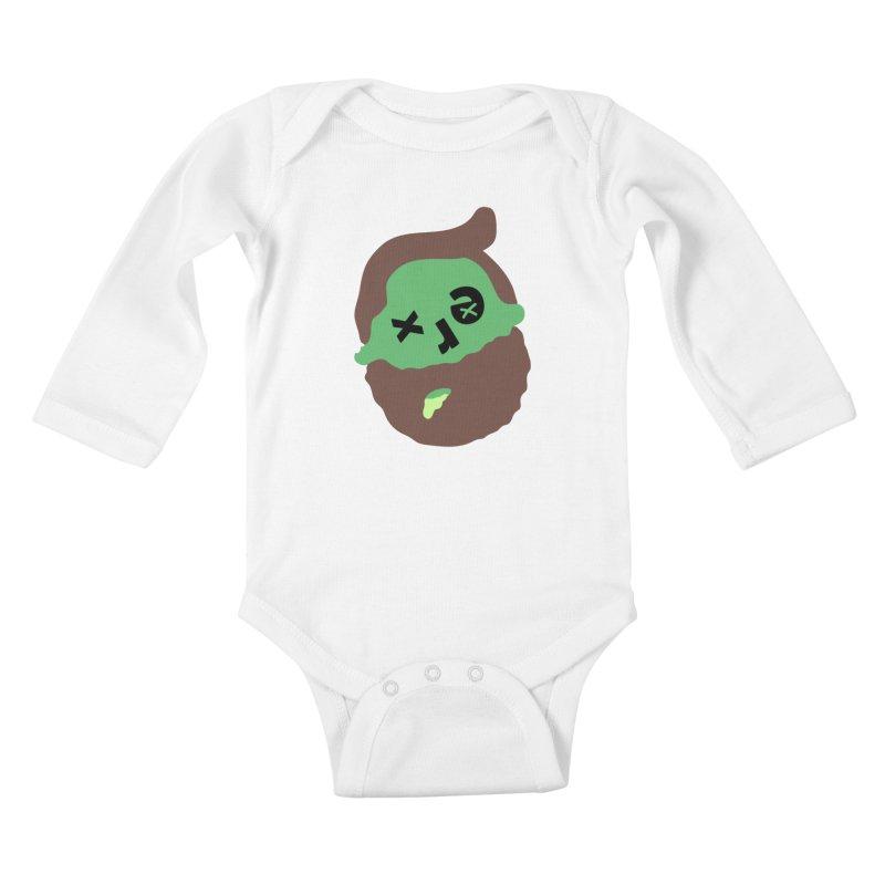 Rex Kids Baby Longsleeve Bodysuit by Made by Corey