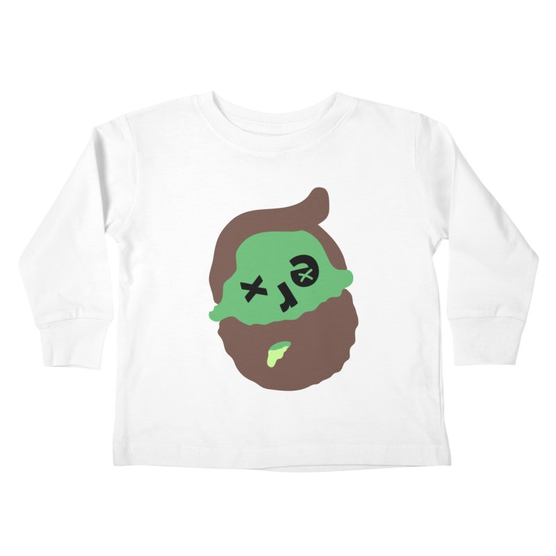 Rex Kids Toddler Longsleeve T-Shirt by Made by Corey