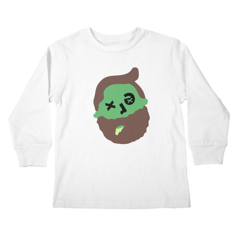 Rex Kids Longsleeve T-Shirt by Made by Corey