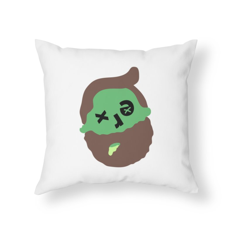 Rex Home Throw Pillow by Made by Corey