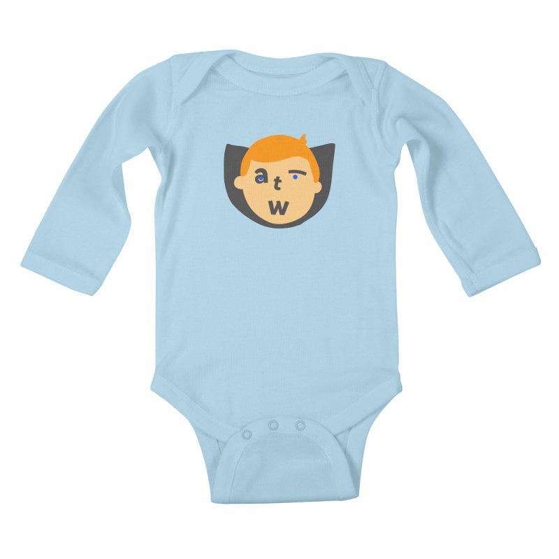 Walt Kids Baby Longsleeve Bodysuit by Made by Corey