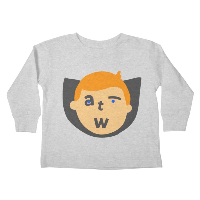 Walt Kids Toddler Longsleeve T-Shirt by Made by Corey