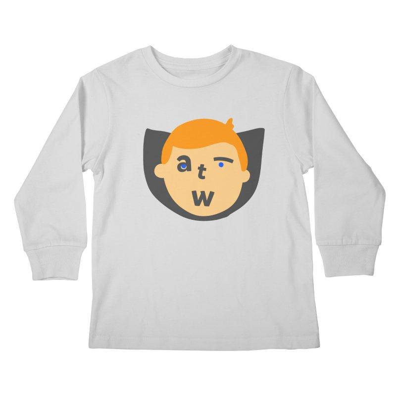 Walt Kids Longsleeve T-Shirt by Made by Corey