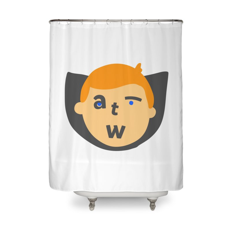 Walt Home Shower Curtain by Made by Corey