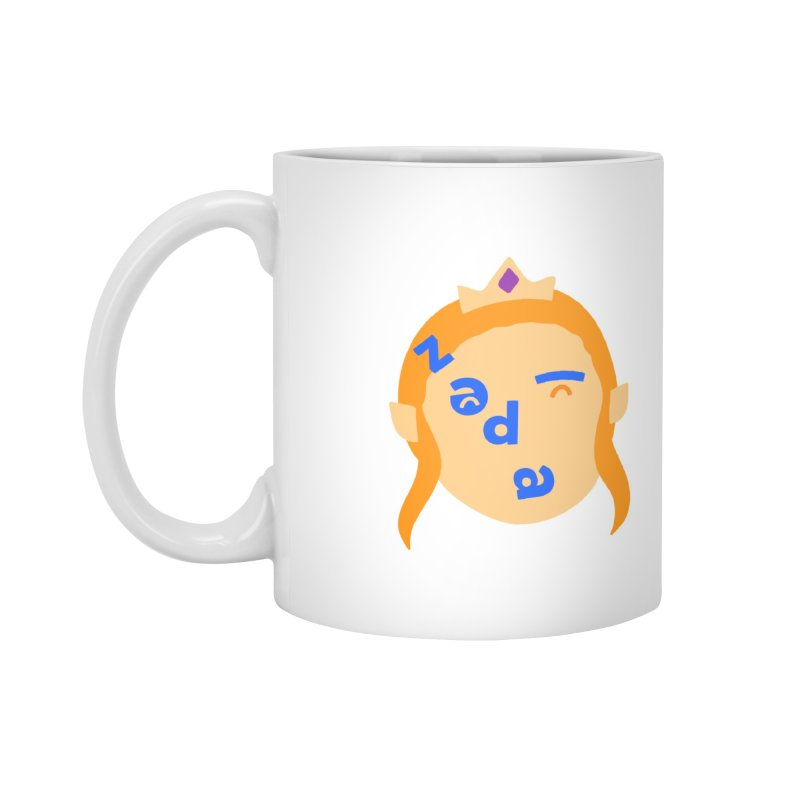 Zelda Accessories Standard Mug by Made by Corey