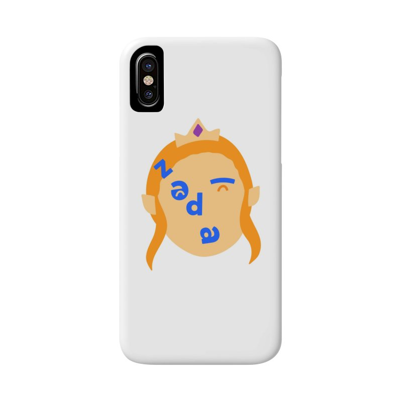 Zelda Accessories Phone Case by Made by Corey