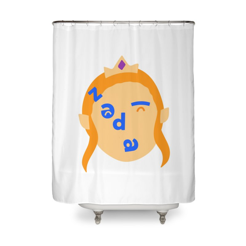 Zelda Home Shower Curtain by Made by Corey