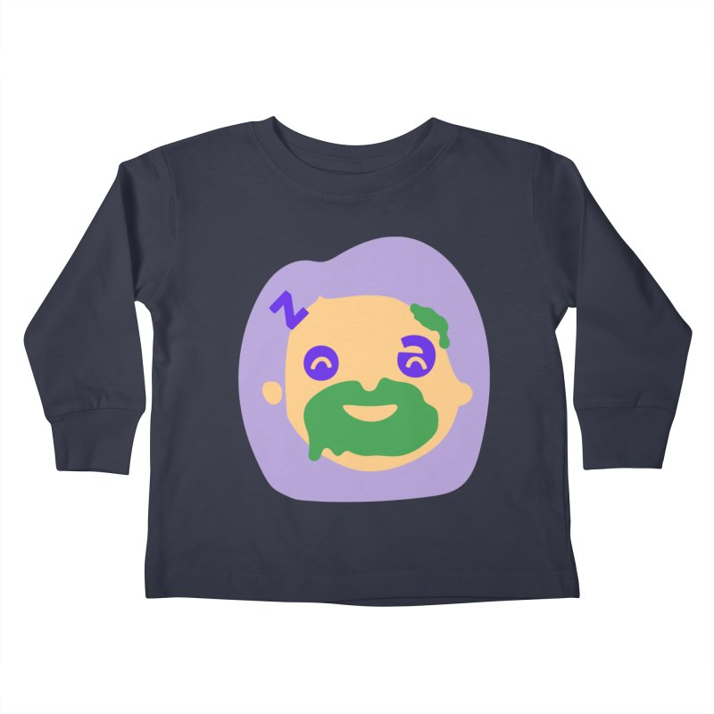 Zoe Kids Toddler Longsleeve T-Shirt by Made by Corey
