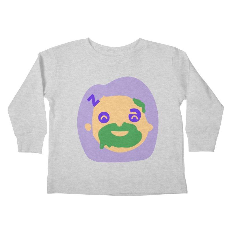 Zoe Kids Toddler Longsleeve T-Shirt by Made by Corey