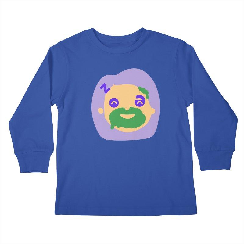 Zoe Kids Longsleeve T-Shirt by Made by Corey