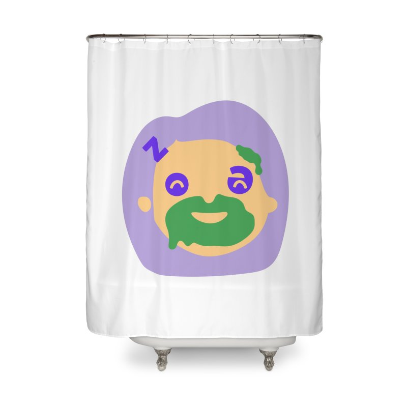 Zoe Home Shower Curtain by Made by Corey