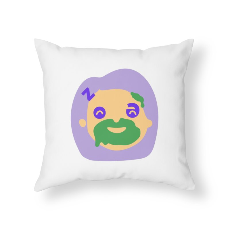 Zoe Home Throw Pillow by Made by Corey