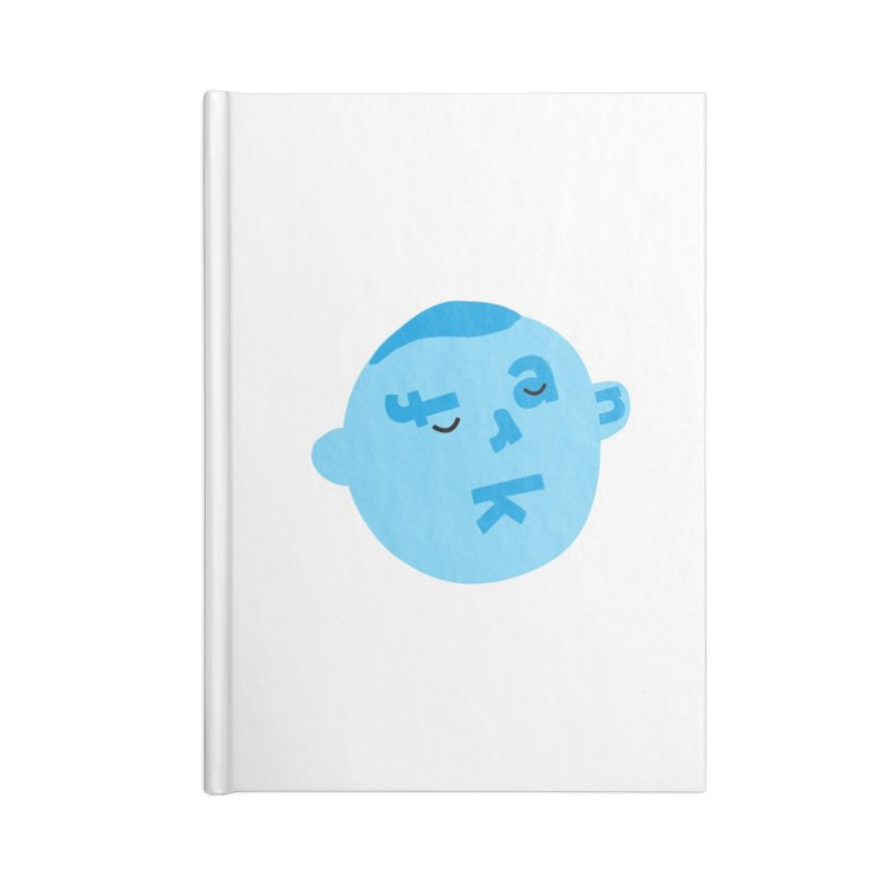 Frank Accessories Blank Journal Notebook by Made by Corey
