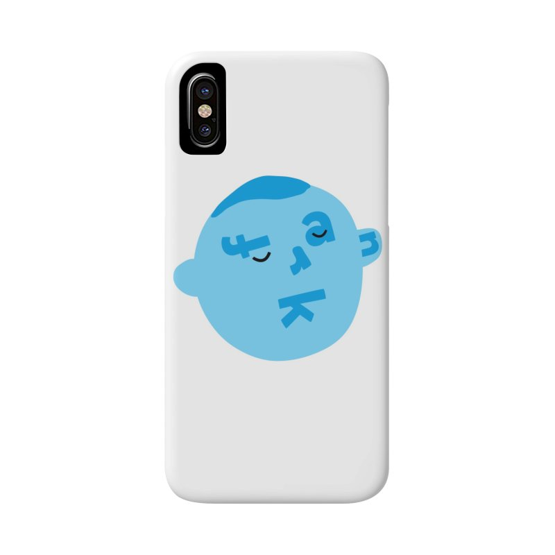 Frank Accessories Phone Case by Made by Corey