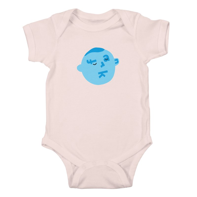 Frank Kids Baby Bodysuit by Made by Corey