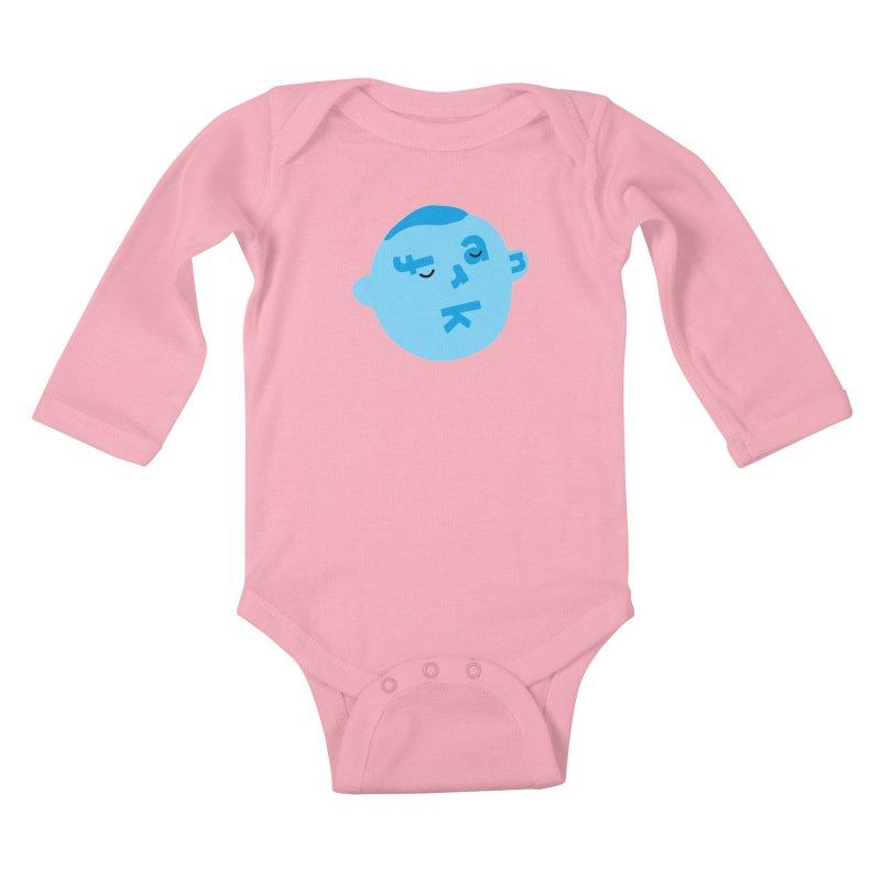 Frank Kids Baby Longsleeve Bodysuit by Made by Corey