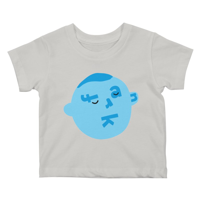 Frank Kids Baby T-Shirt by Made by Corey