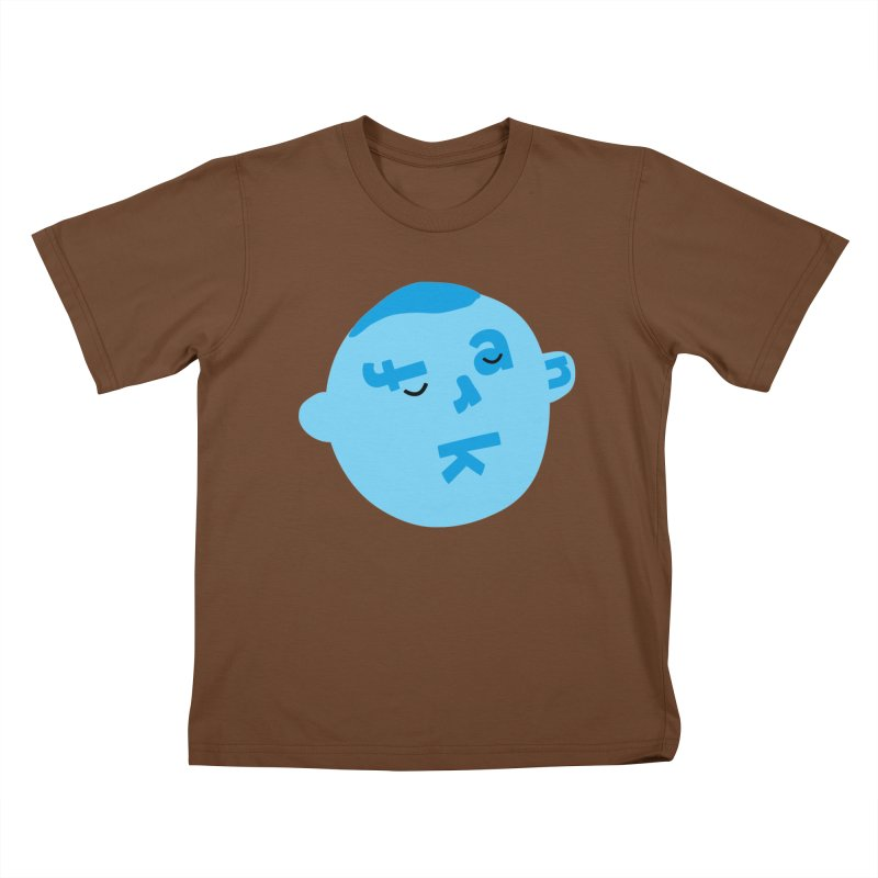 Frank Kids T-shirt by Made by Corey