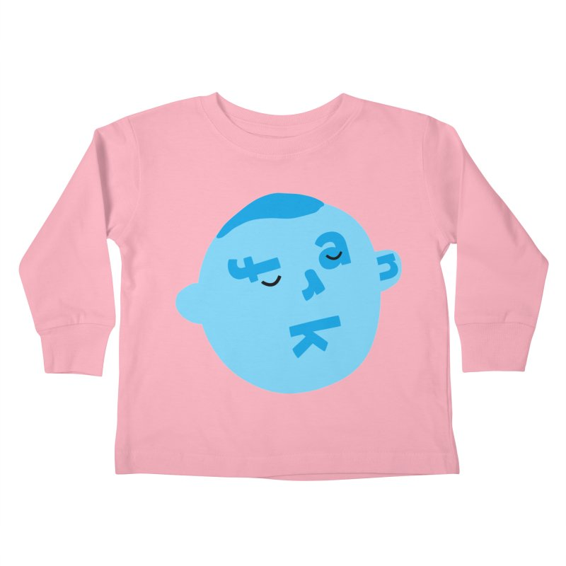 Frank Kids Toddler Longsleeve T-Shirt by Made by Corey