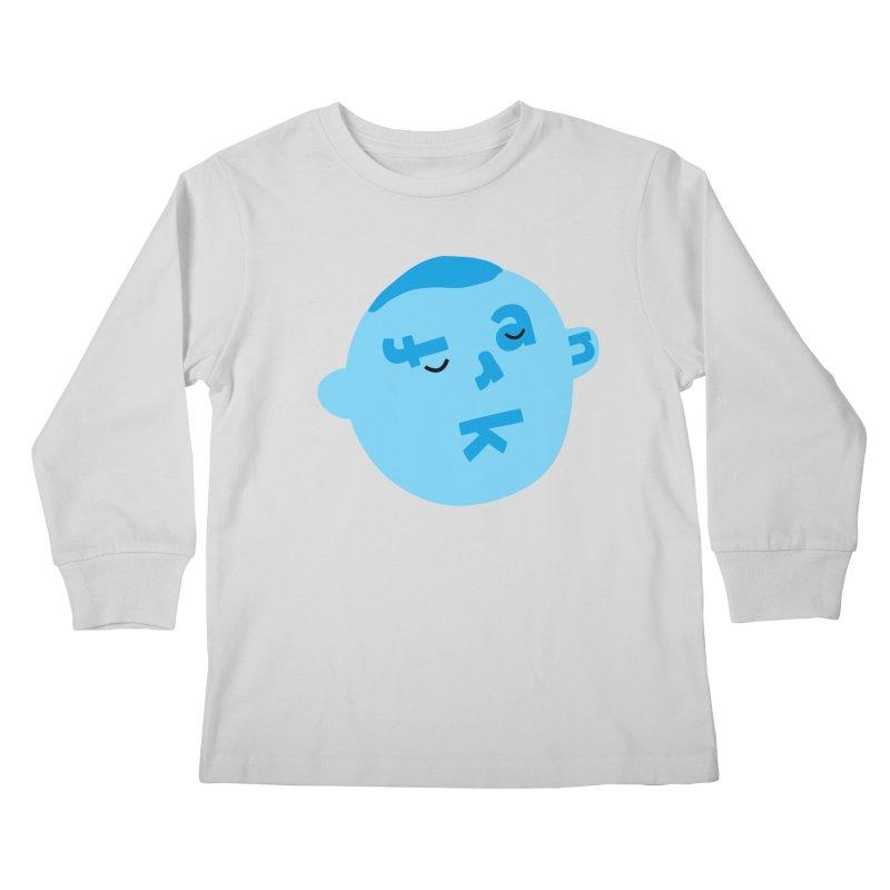 Frank Kids Longsleeve T-Shirt by Made by Corey