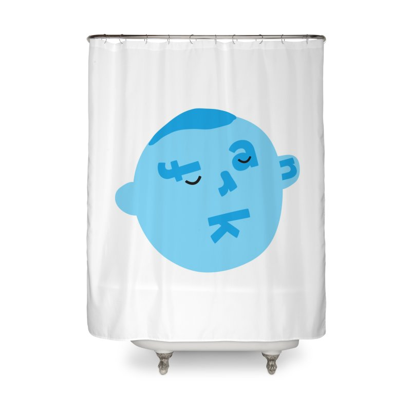 Frank Home Shower Curtain by Made by Corey
