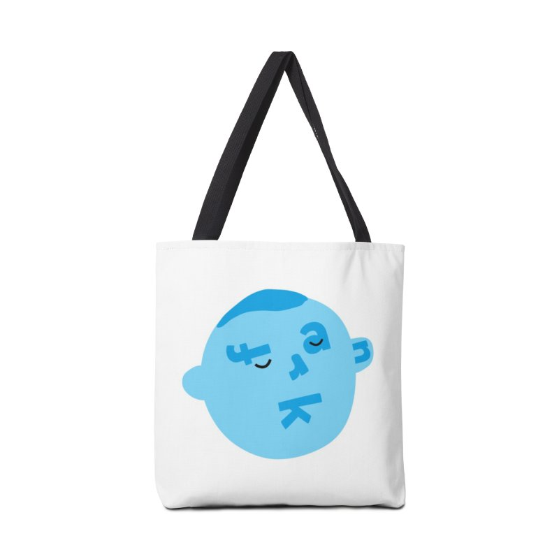 Frank Accessories Tote Bag Bag by Made by Corey