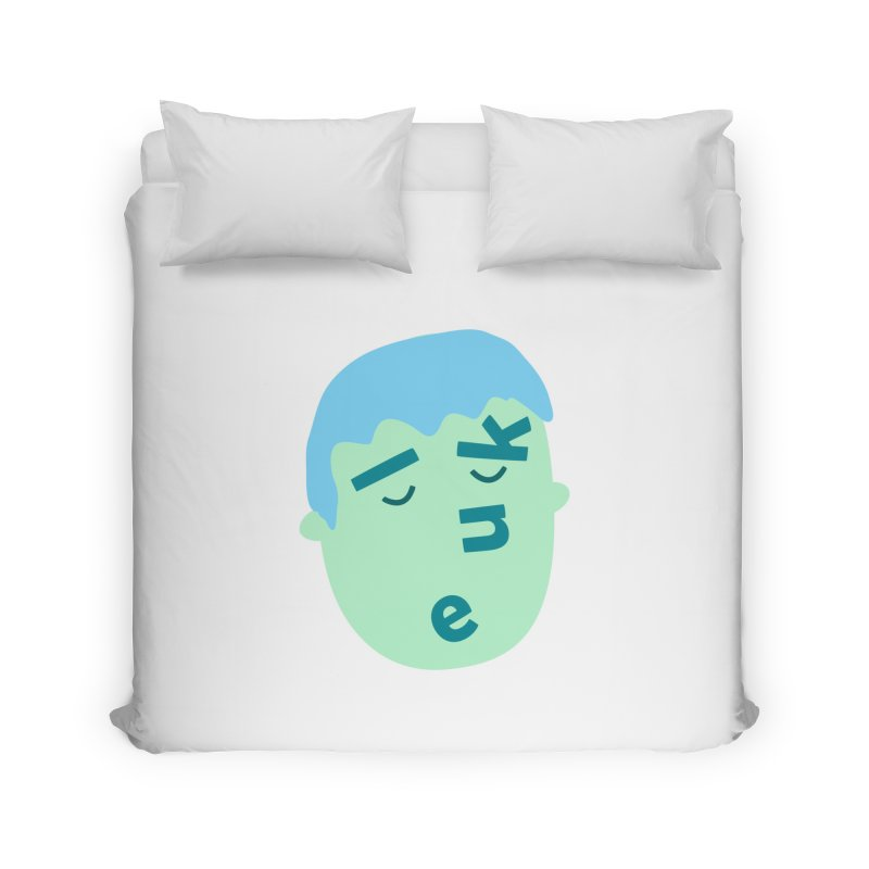 Luke Home Duvet by Made by Corey