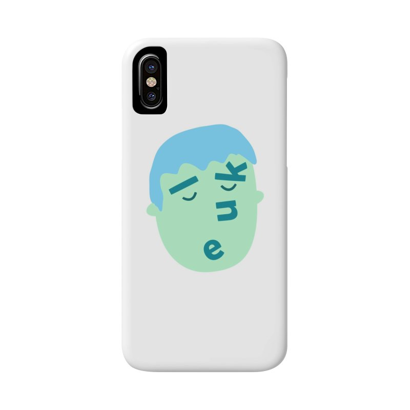 Luke Accessories Phone Case by Made by Corey
