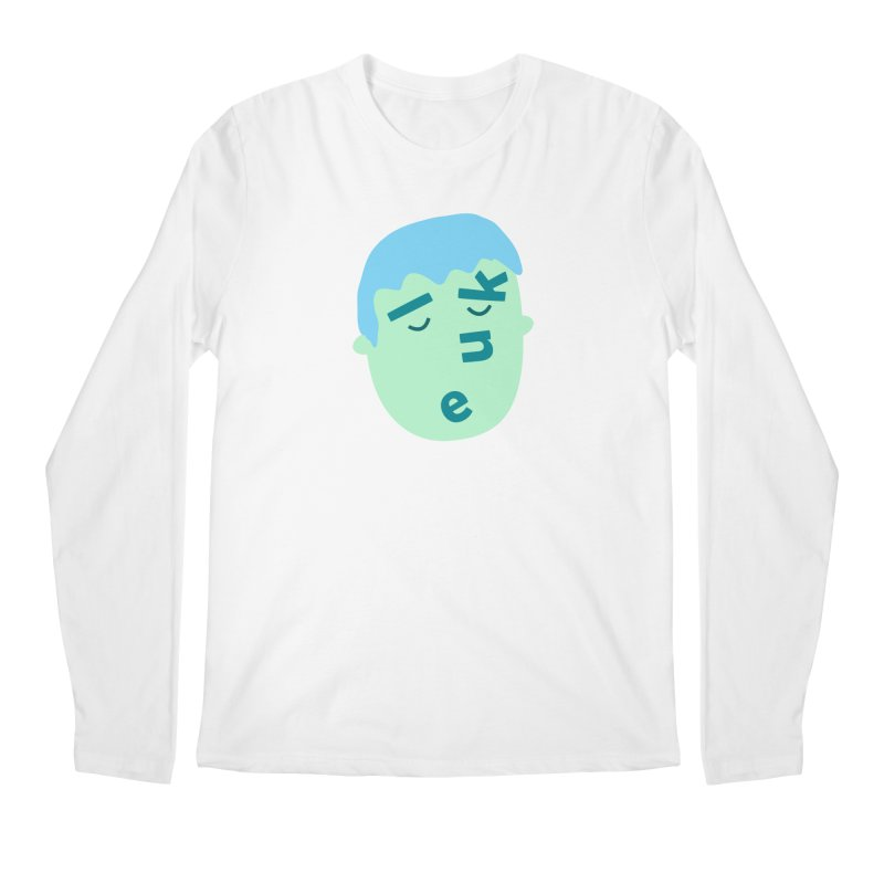 Luke Men's Longsleeve T-Shirt by Made by Corey