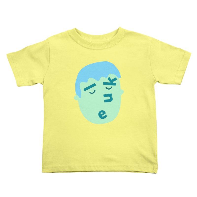 Luke Kids Toddler T-Shirt by Made by Corey