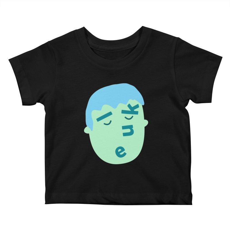 Luke Kids Baby T-Shirt by Made by Corey