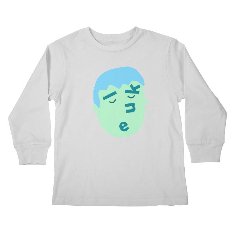 Luke Kids Longsleeve T-Shirt by Made by Corey