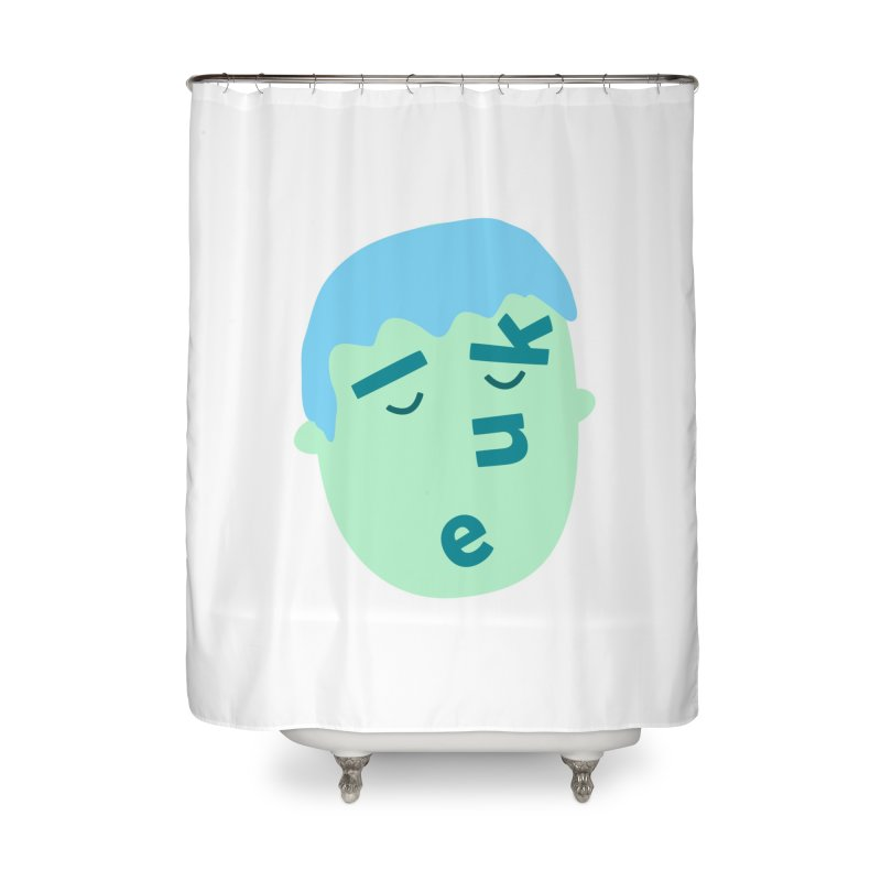 Luke Home Shower Curtain by Made by Corey
